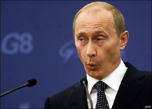 プーチンひょー