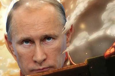 プーチン巨人