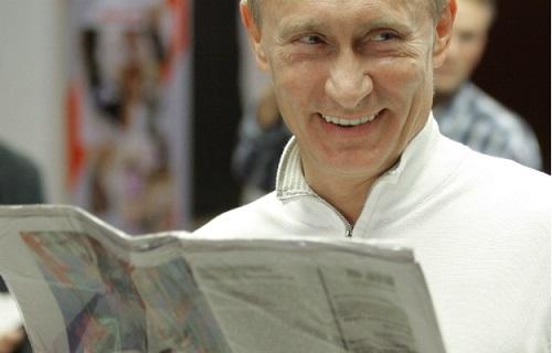 プーチン新聞