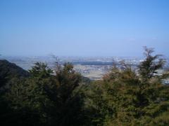 清水山見晴らし