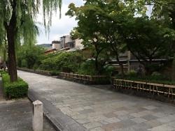 祇園までゆるゆると移動