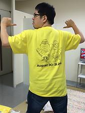 われポンTシャツ!