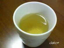 ごぼう茶。。。うすい?