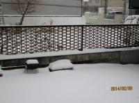 14年2月8日積雪10Cm以上