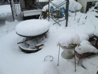 14年2月16日積雪1
