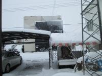 14年2月16日積雪3