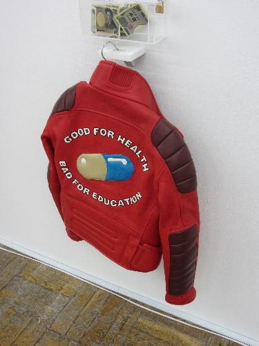 金田のジャケット1