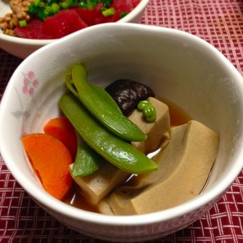2野菜の煮物