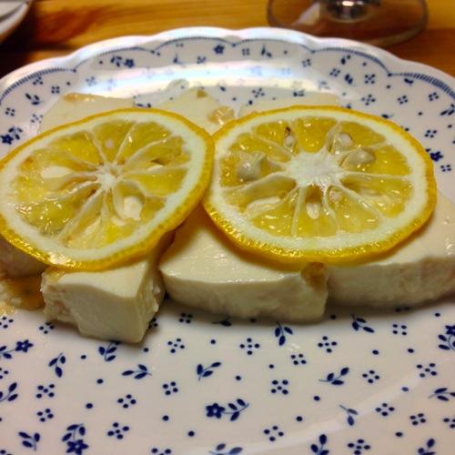 3豆腐の味噌漬け