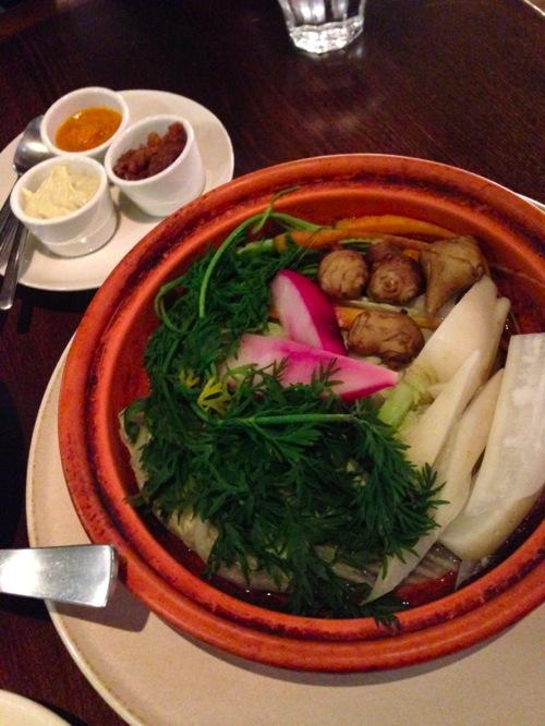 5ゴロゴロ野菜のタジン鍋