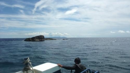 外洋 カケロマ島