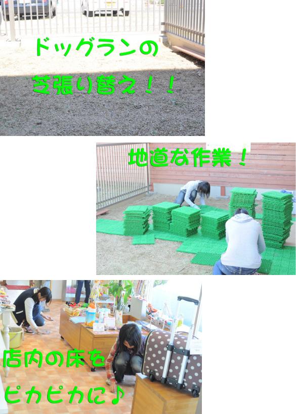 中学生職場体験1