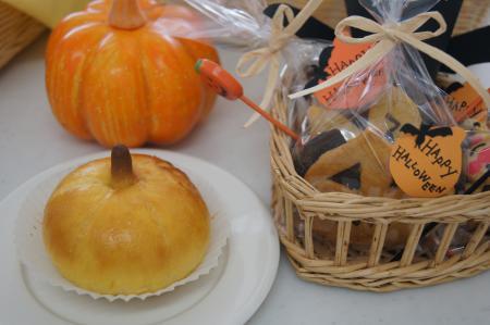 かぼちゃあんぱん2