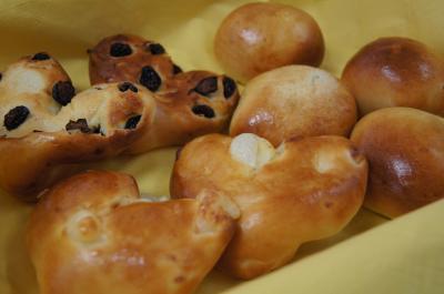 Raisin&Cheese Bread