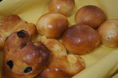 Raisin&Cheese Bread 2