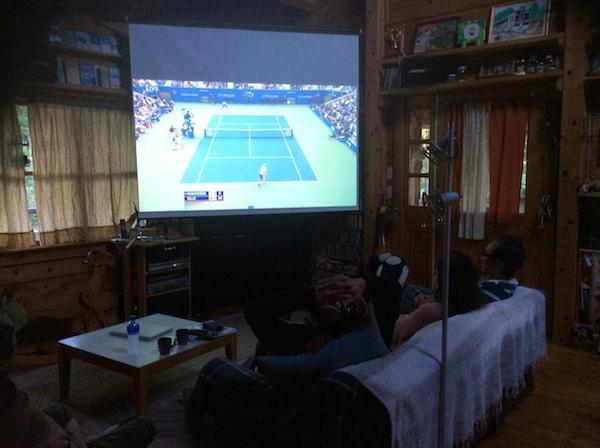 2014.9.9 全米オープンテニス決勝戦