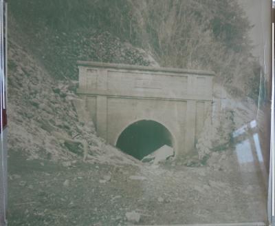 太井隧道下口