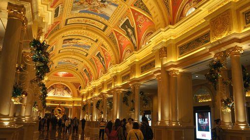 20131125 Macao Venetian DSC00076