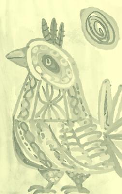 鳥(小さめ)