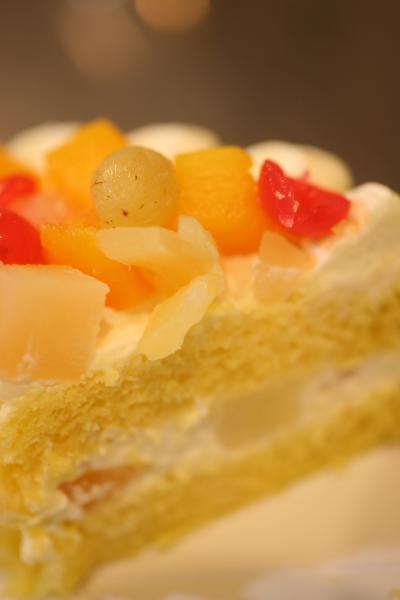 お誕生日ケーキ2011.09.02