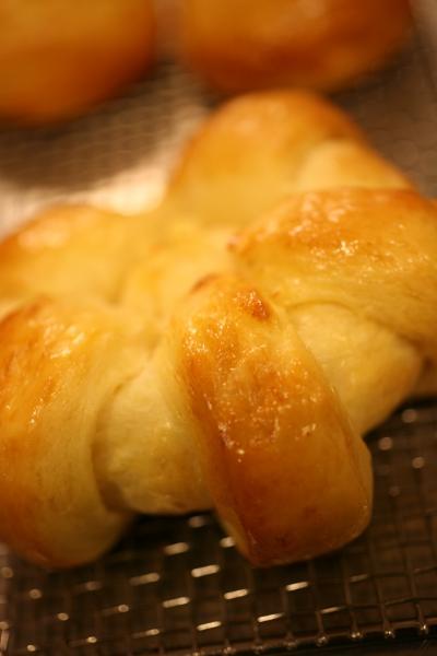 リリーシロップパン1