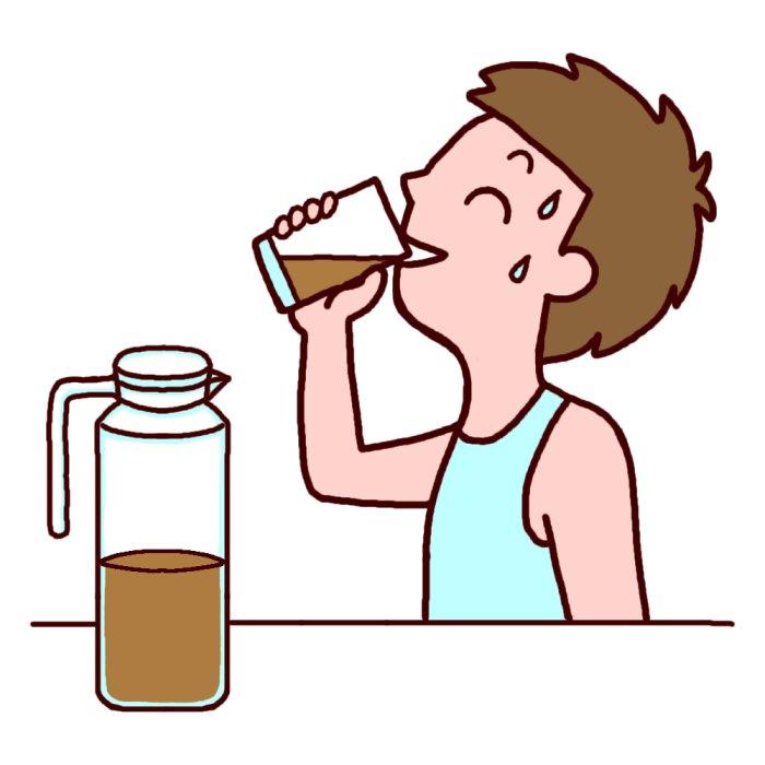 水分補給2