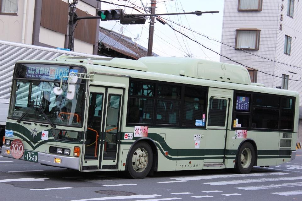 京都市交通局 か1560