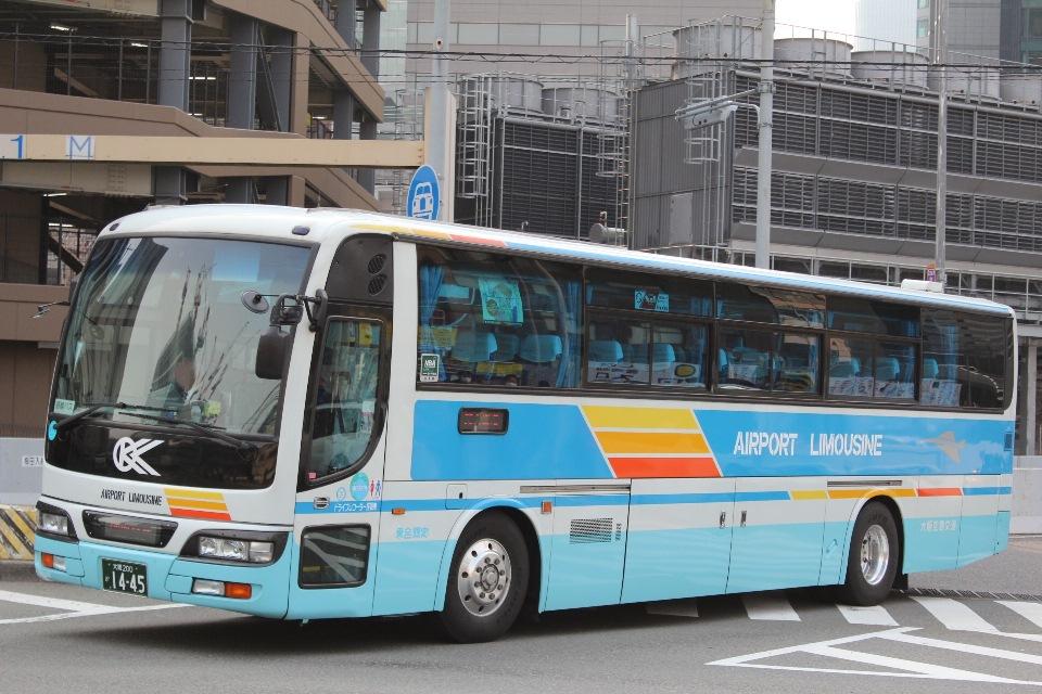 大阪空港交通 か1445