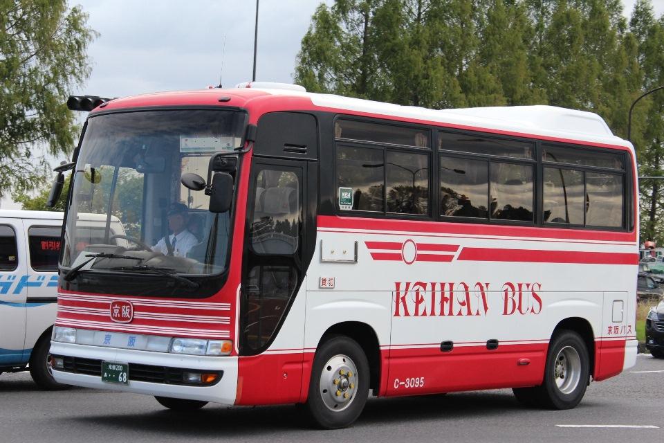 京阪バス C3095