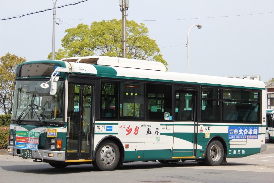 三重交通 3328