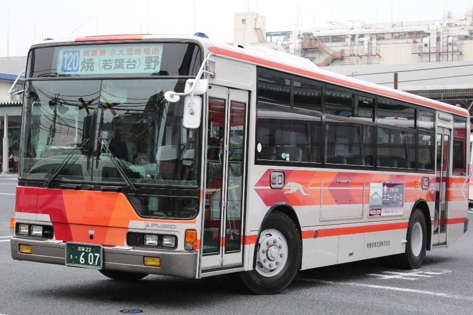 帝産湖南交通 き607