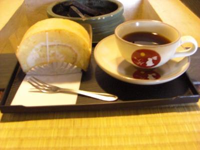 写真No.14 コーヒーとセット
