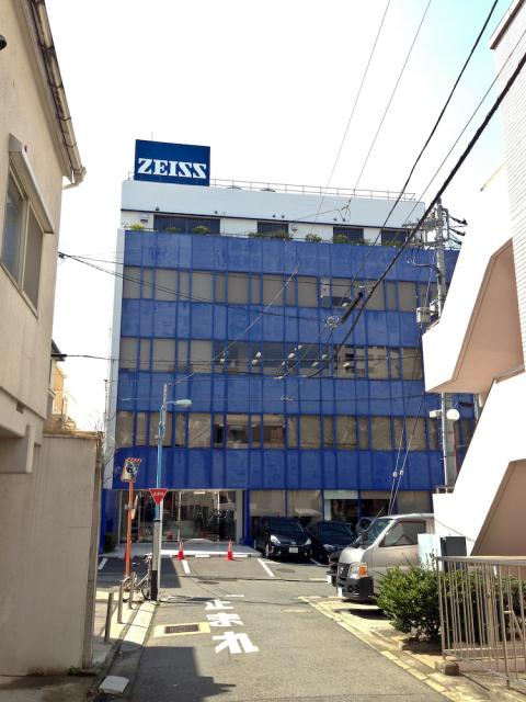zeissビル