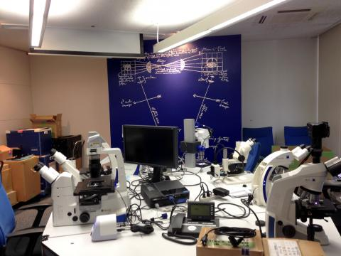 zeiss lab