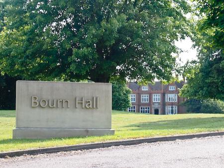 Bourn Hall 1