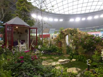 庭① 2013 5月 西武ドーム