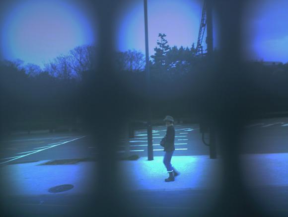 窓の話 - purple