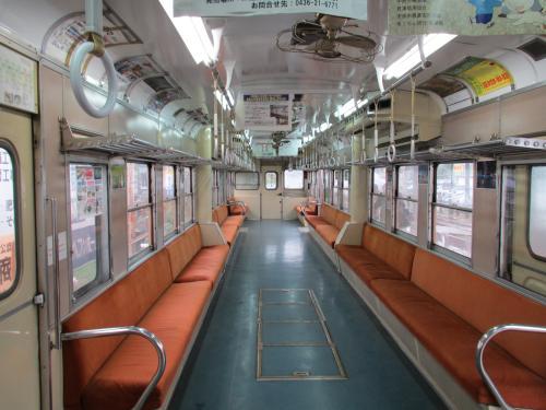 小湊鉄道(車内)