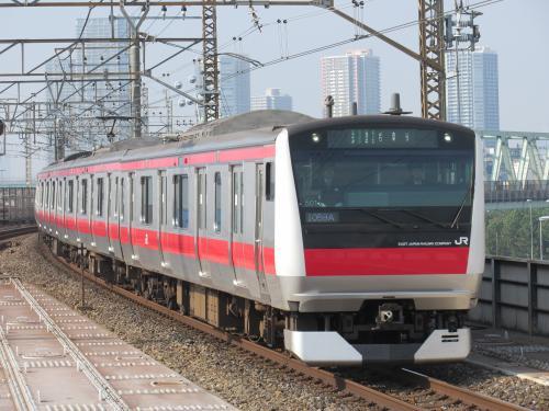 京葉線(新木場)