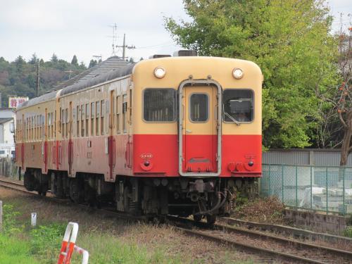小湊鉄道(牛久付近)