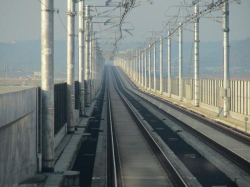 スカイアクセス線路