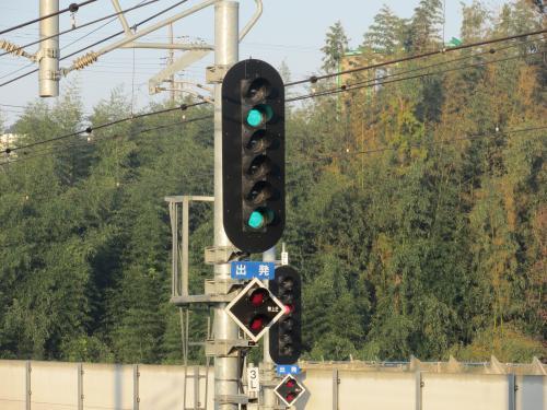 高速進行信号