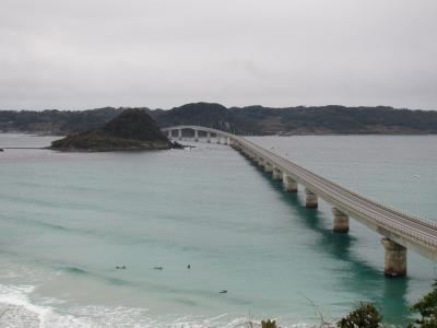 角島大橋展望台