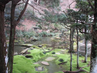 功山寺庭園