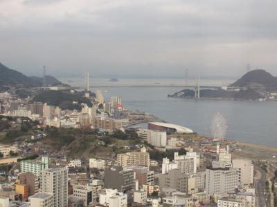海峡ゆめタワー景色1