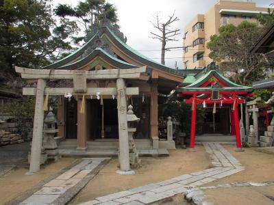 宮地嶽神社・熊鷹稲荷神社