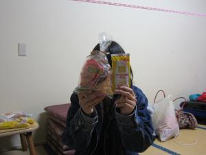 お菓子としょーこ☆