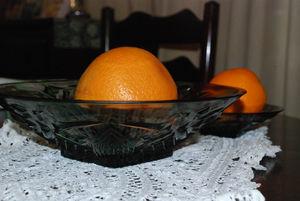 父の形見果物皿4
