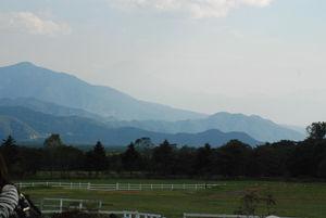 清泉寮からの眺め68