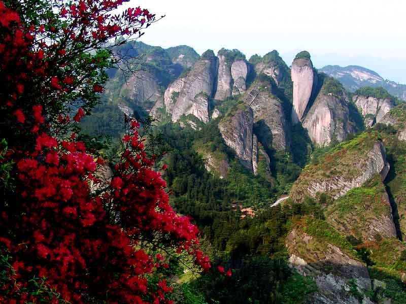 湖南世界遺産「張家界」20108416244369861
